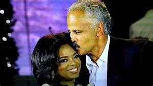 Stedman Graham & Oprah Winfrey