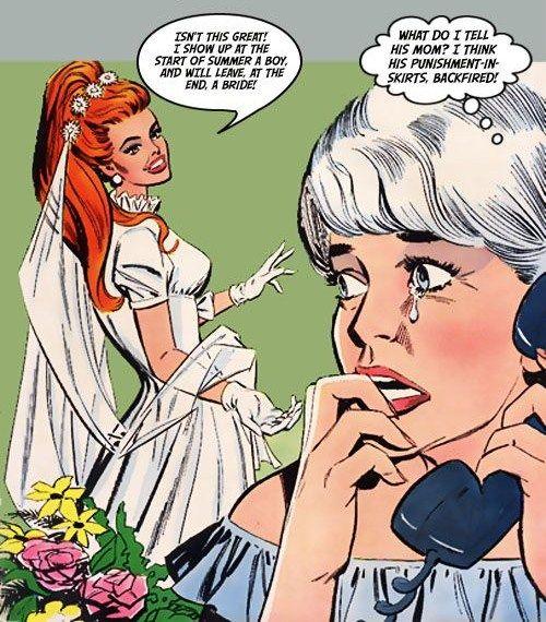 Комиксы feminization 77485 фотография