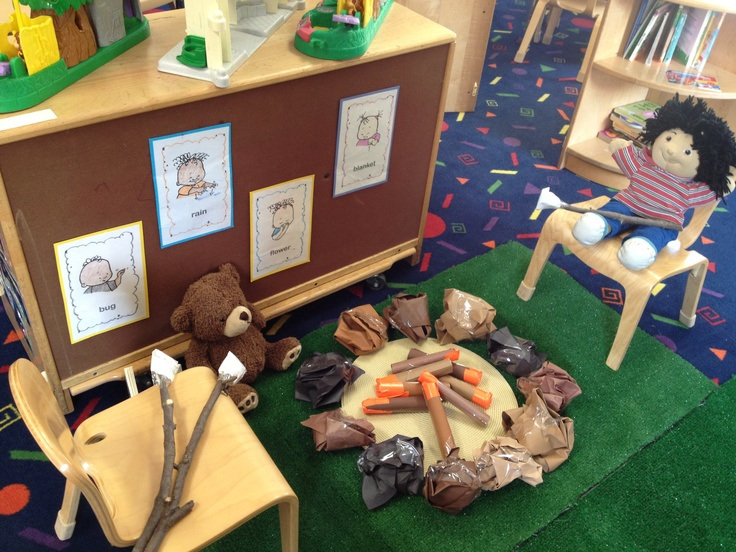 Camping Classroom Decoration : 123 best camping theme images on pinterest camping theme