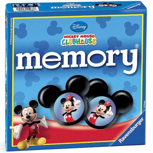 #Cadou Ravensburger Jocul Memoriei Clubul lui Mickey Mouse