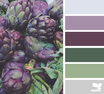 11 beautiful paint palettes inspired by your favorite flowers | BabyCenter Blog