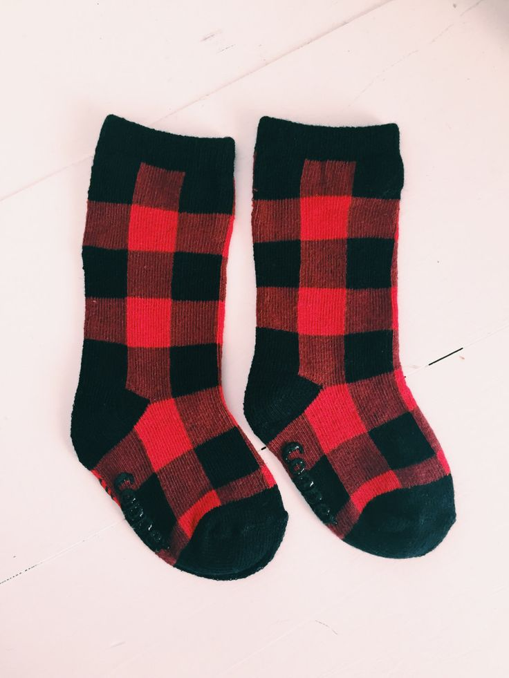 Baby and toddler knee high socks, Baby socks Boot Socks in Buffalo Plaid kids valentines baby gift nordic print by CopperRobinBoutique on Etsy https://www.etsy.com/listing/258583663/baby-and-toddler-knee-high-socks-baby