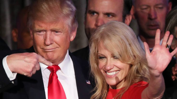 Conway: We didn't need WikiLeaks to convince Americans that Clinton was unlikable