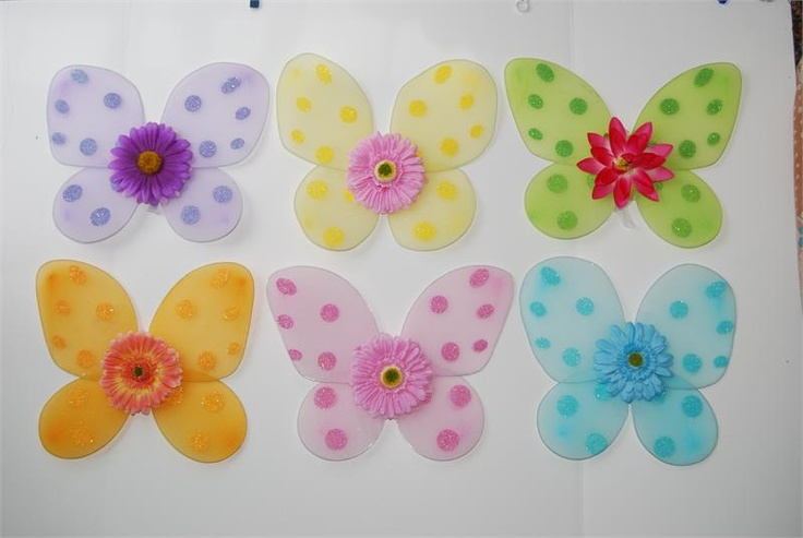 how cute would these be attached to a party favour bag!