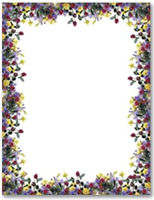 Poster Board Flowers Design, 22x28, 10/Case