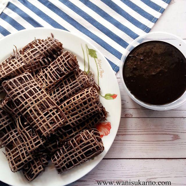 Resepi Roti Jala Sos Coklat Viral Mudah Recipes Roti Bread Recipes