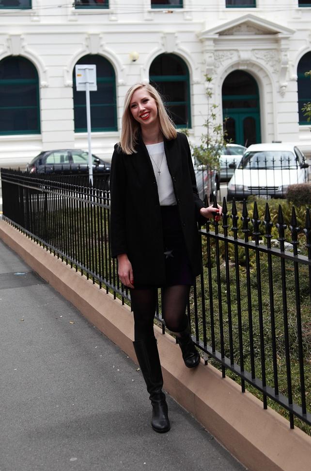 London coat  Milano top  Star skirt