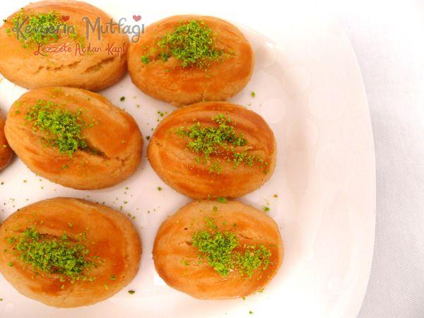Kolay Şekerpare Tarifi - Kevser'in Mutfağı - Yemek Tarifleri