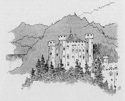 Munich and Co: La vie parisienne et les 5 châteaux du Roi: (2) Ho...