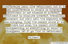 Image result for detachment quotes