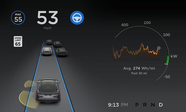 Radar jako główny dowodzący Autopilotem 2.0 oraz szereg innych zmian. Wstęp do autonomicznych samochodów? #tesla #ai #autopilot