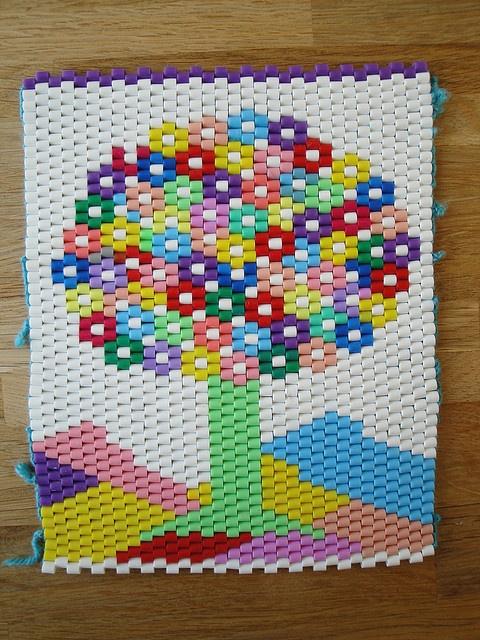 hama beads (by cuddly angel)