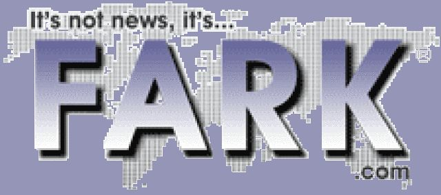Fark is an aggregator for bizarre and weird news.  That means: offbeat and unusual news stories from around the globe are assembled at this one website for quick browsing. Read about kangaroos goaded into fighting clowns, cross-dressing sensitivity training for policemen, undertakers who raise money by offering free limo rides, naked air traffic controllers, homeless people who become famous chefs, robbers who target celebrity homes, chickens who adopt puppies. Bizarre? Yes.  Addictive? You…