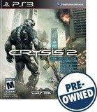 Crysis 2 — PRE-Owned - PlayStation 3