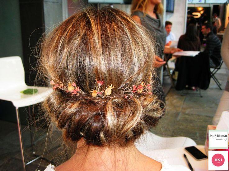 Bridal Hair #recogido #novia #recogidofabuloso