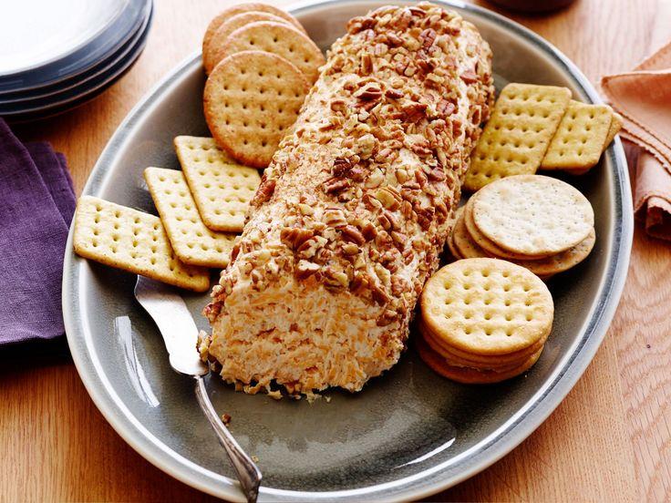 Ranch Dressing Cheese Log recipe from Trisha Yearwood via Food Network