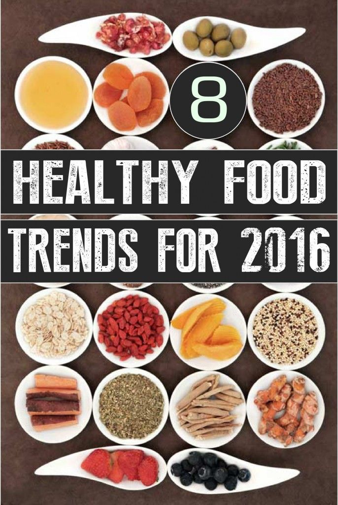 Forget Kale – These Are The Top 8 Healthy Food Trends 2016