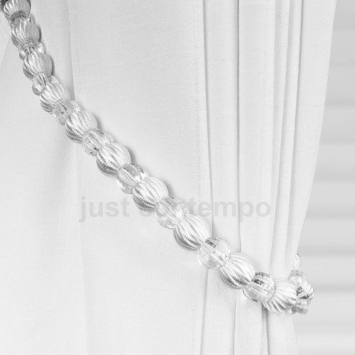 8 Best Images About Curtain Tieback Beads On Pinterest