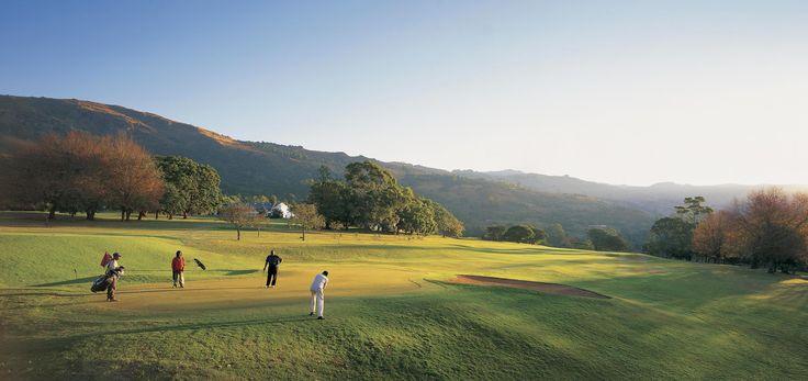 Royal Swazi Spa - 8th hole