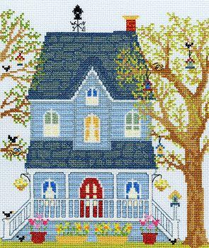"""Новая Англия Домов: """"Весна"""""""