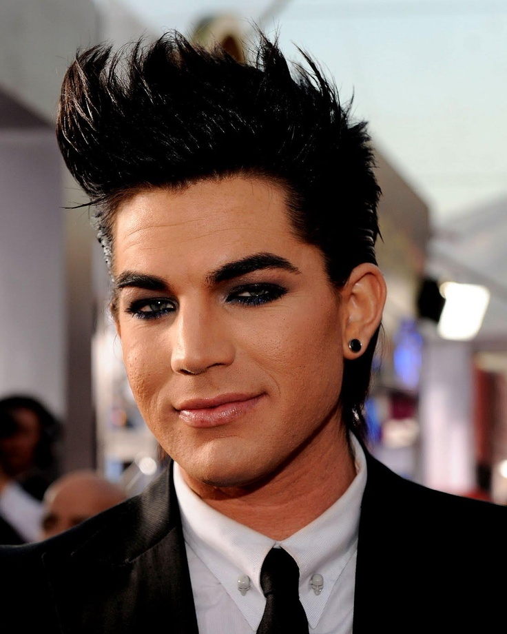 17 best ideas about Men Wearing Makeup on Pinterest : Star makeup ...
