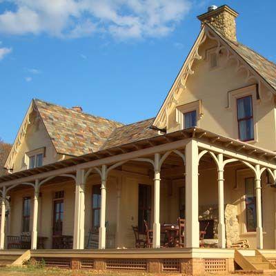 14 Best Carpenter Gothic House Images On Pinterest