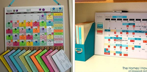 Pinch A Little Save-A-Lot: Recipe Binders & Magnetic Menu Planner - Part 2