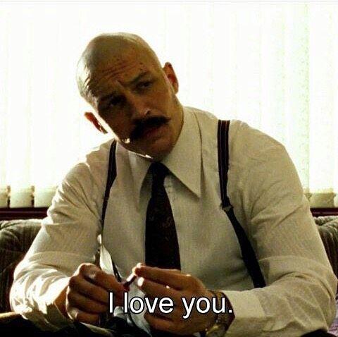 WE LOVE YOU TOO TOM! ❤️ #love #tomhardy #hardygirl #bronson #amazing #brilliant #films #legends #hardigans #cute #beautiful #bestactor