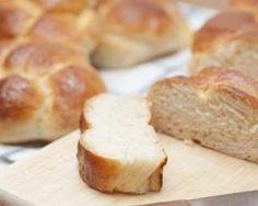 Brioche sans beurre ni huile au fromage blanc 0% : Savoureuse et équilibrée   Fourchette & Bikini
