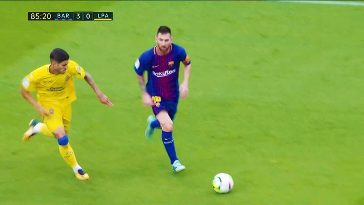 Lionel Messi Vs Las Palmas (Home) 01/10/2017 HD 1080i - English Commentary By NugoBasilaia - #Messi NUEVO VÍDEO en Youtube - https://www.youtube.com/watch?v=mb077mwFddQ