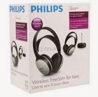 Беспроводные наушники: Наушники беспроводные Philips SHC 5102/10