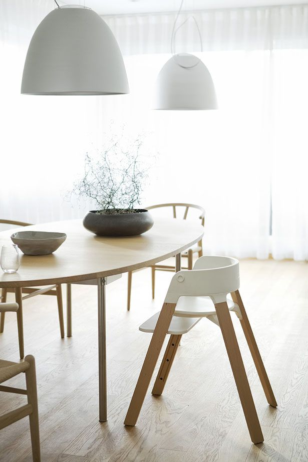 28 best Home Kids High Chairs images on Pinterest High chairs - babymobel design idee stokke permafrost