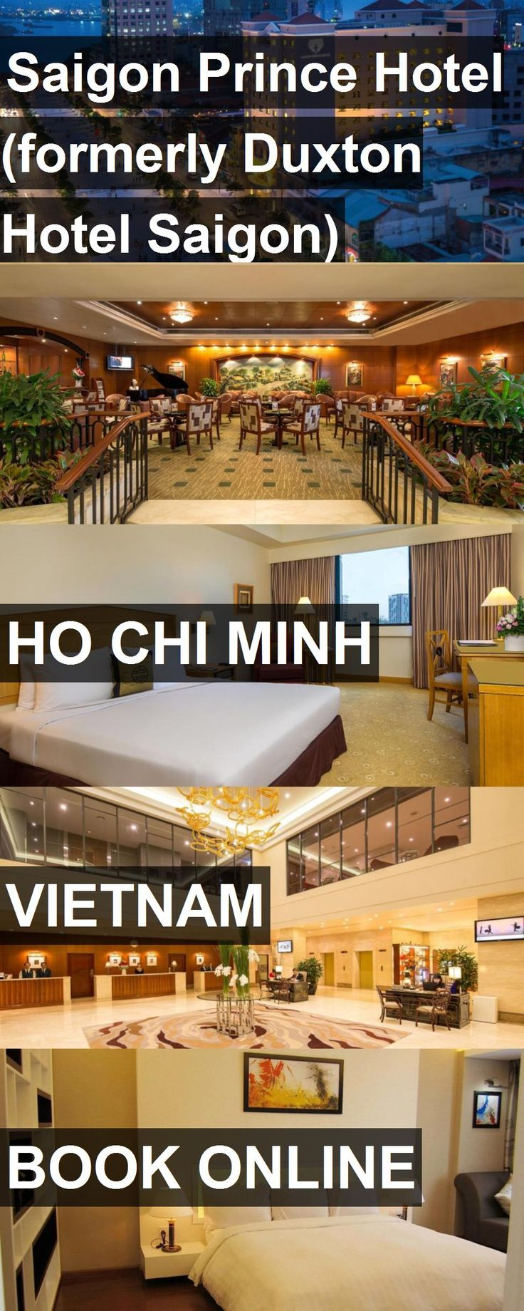Hotel Saigon Prince Hotel (formerly Duxton Hotel Saigon) in Ho Chi Minh, Vietnam. For more information, photos, reviews and best prices please follow the link. #Vietnam #HoChiMinh #SaigonPrinceHotel(formerlyDuxtonHotelSaigon) #hotel #travel #vacation