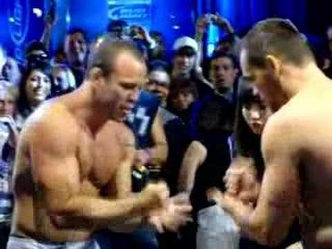 Wanderlei Silva vs Rich Franklin 2