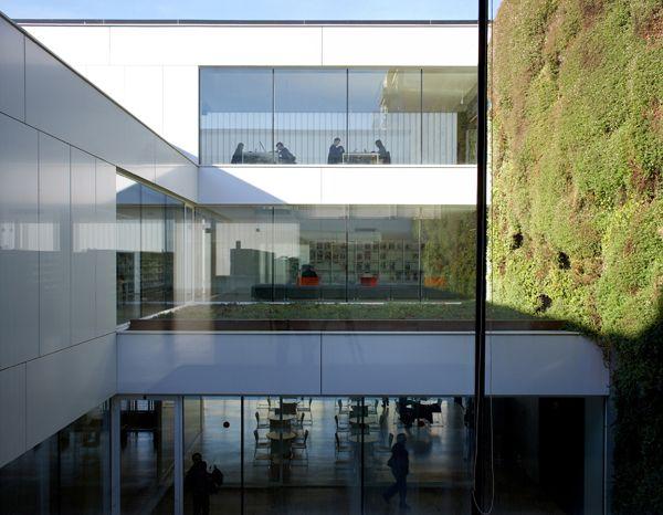 Biblioteca Pública de Girona Carles Rahola | Mario Corea Arquitectura