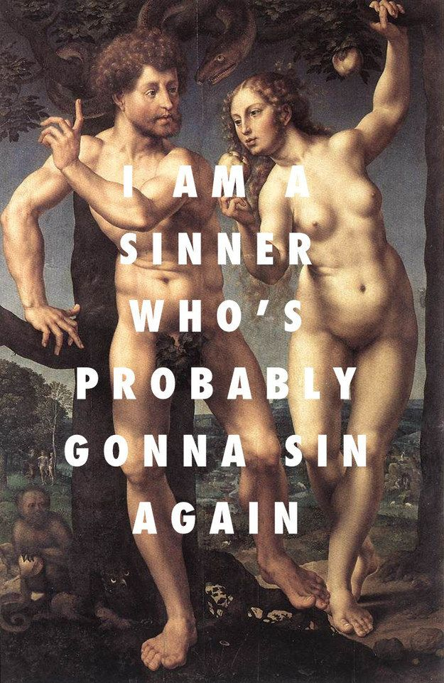 Paired together, they actually form a whole new kind of masterpiece. | This Tumblr Puts Hip-Hop Lyrics Over Classic Art And It's Actually A Masterpiece