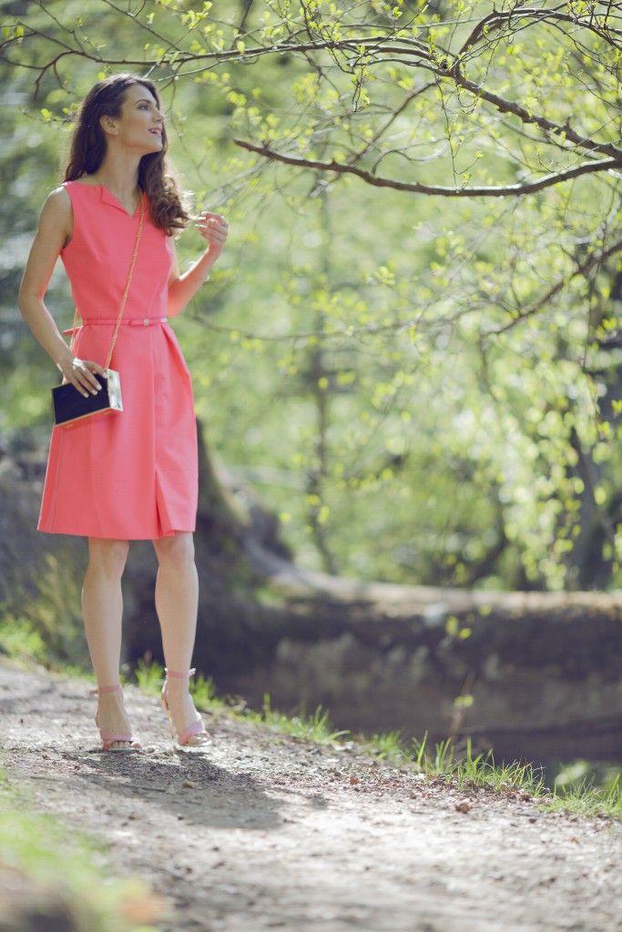 This is my spring promenade :)  #CatwalkAvenueByAndrea #thelittlepinkdress #dress #pink #pinkdress #thelittledress #littledress #tedbaker #zara #spring #fashion #streesfashion