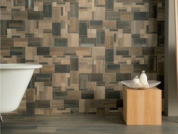 Fliesen und Platten, die sehr originelles Holz nachbilden   – Neu Haus Designs 2018