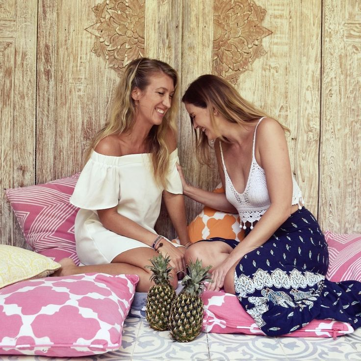 Find out more about the girls who founded an extremely successful travel website and who put in a lot of ...