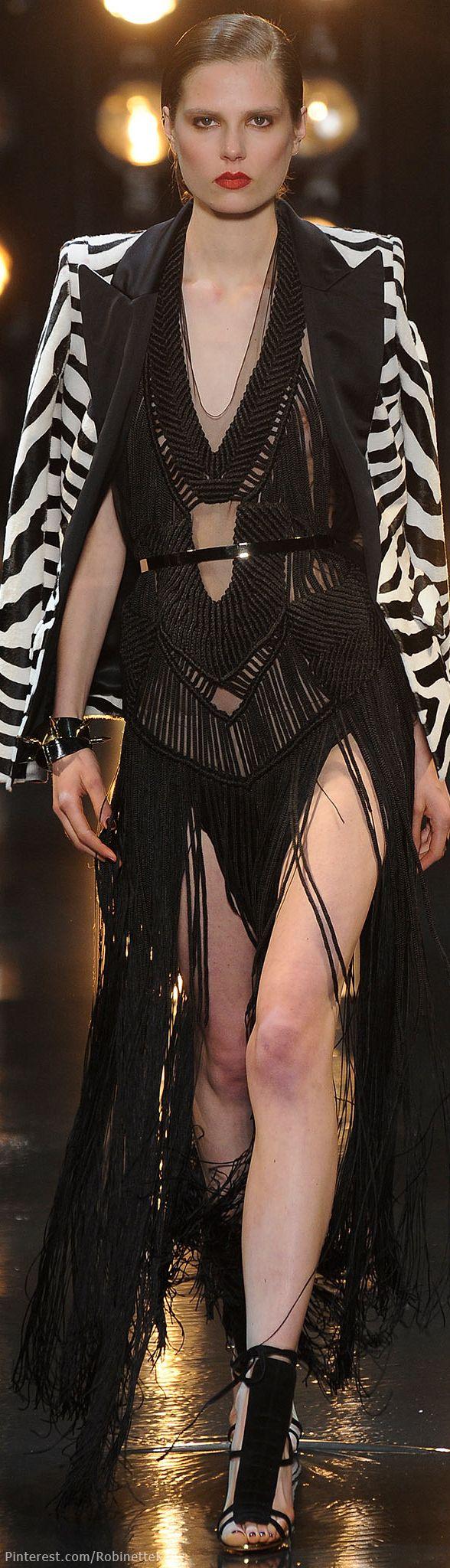 Alexandre Vauthier Haute Couture   S/S 2014