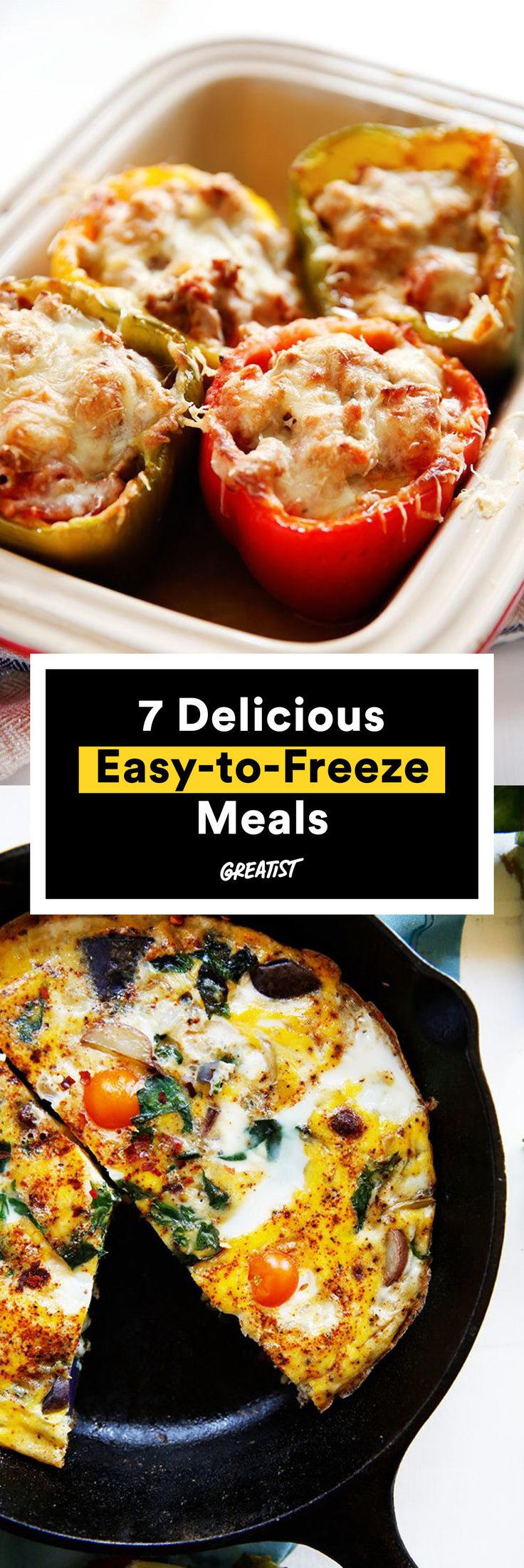 Ditch that frozen burrito.  #greatist http://greatist.com/eat/easy-meals-to-freeze-for-later