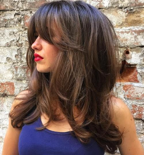 Tremendous 1000 Ideas About Layered Hairstyles On Pinterest Short Layered Hairstyles For Women Draintrainus