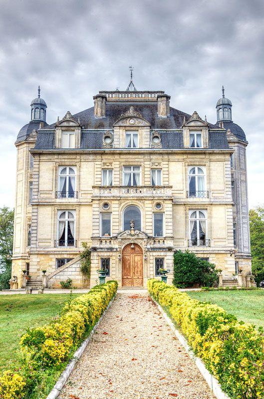 Château du Pian pour la réception