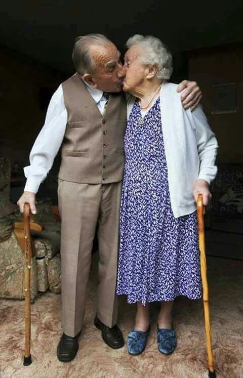 Grow old with me...