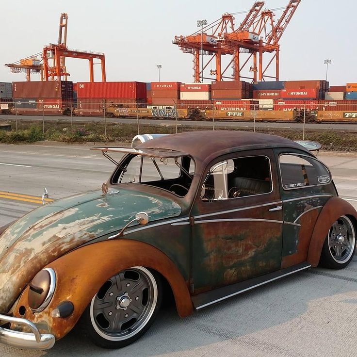 100+ Best Images About Vw Patinas On Pinterest