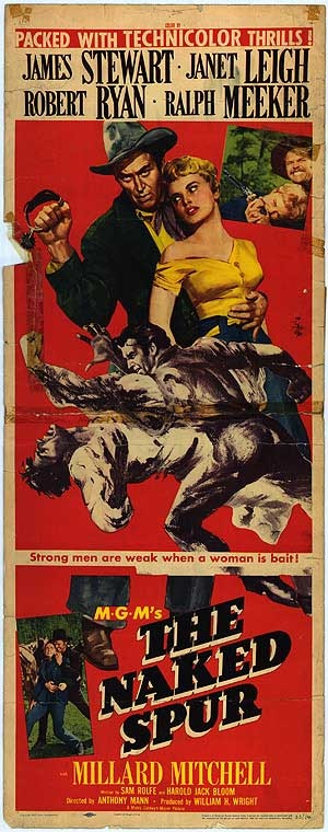 The Naked Spur - 1953   james #stewart janet #leigh #western