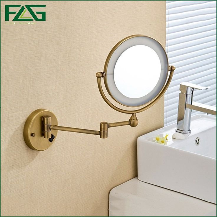 bathroom wall mounted mirrors 25 best ideas about wall mounted magnifying mirror on 17143 | 4986737e2c41b6439f1b452ecc7242d0