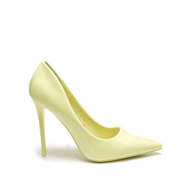 Pantofi Bombo Galbeni 2 (Galben)