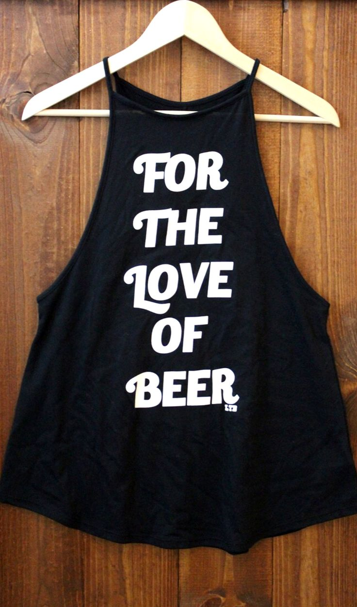 Love of Beer Tank licensetoboot.com Stagecoach Outfit Country Festival Outfit Watershed Faster Horses Country Thunder Tank