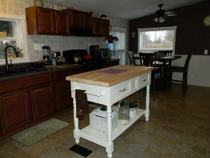 mobile home kitchen remodel - Mobile Home Kitchen Designs